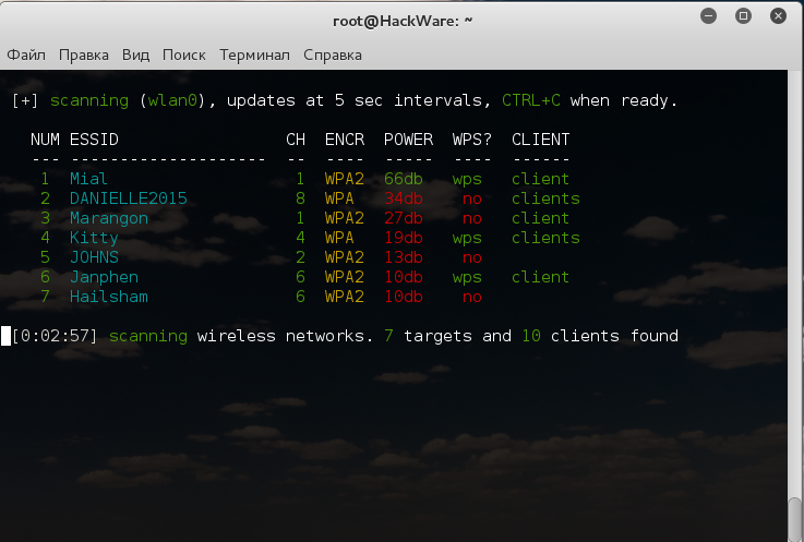WiFite - Penetration Testing Tools